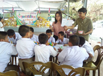 Mathematics Education Program, SSRUIC organized partnerships with Boonyasrisawas School